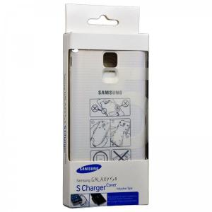 EP-CG900IWEGWW Cover S Charger Wireless BIANCO Samsung S5 SM-G900F