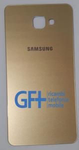 Cover Batteria Samsung A9 SM-A920 Gold