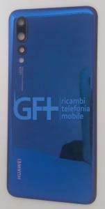 Cover Huawei P20 Pro Blue