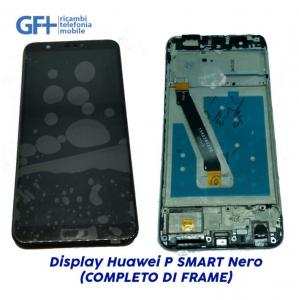Display Huawei P Smart Nero