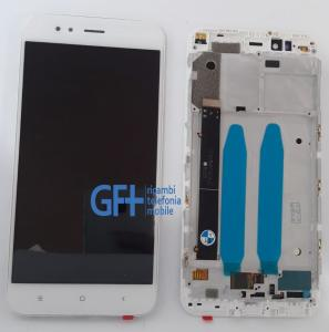 LCD Display Xiaomi Mi A1 Bianco