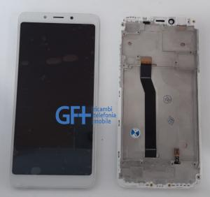 LCD Display Xiaomi Redmi 6A Bianco