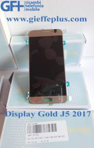 display gold Samsung Galaxy J5 2017 SM-J530F