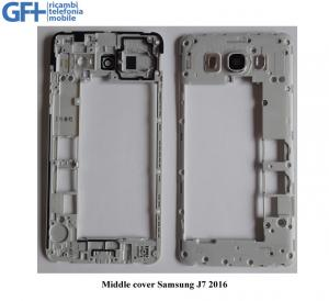 Middle Cover SM-J710F Bianco GH98-39387C