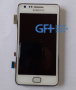 LCD Display Samsung S2 GT-I9100 Bianco