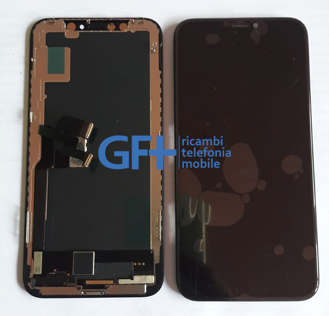 Display TFT RJ Incell iPhone X Nero